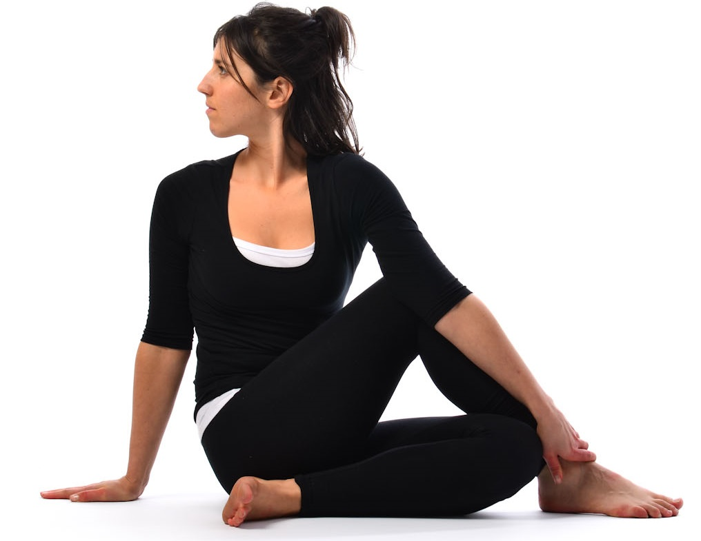 supine twist for immediate constipation relief