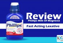 fast acting laxative